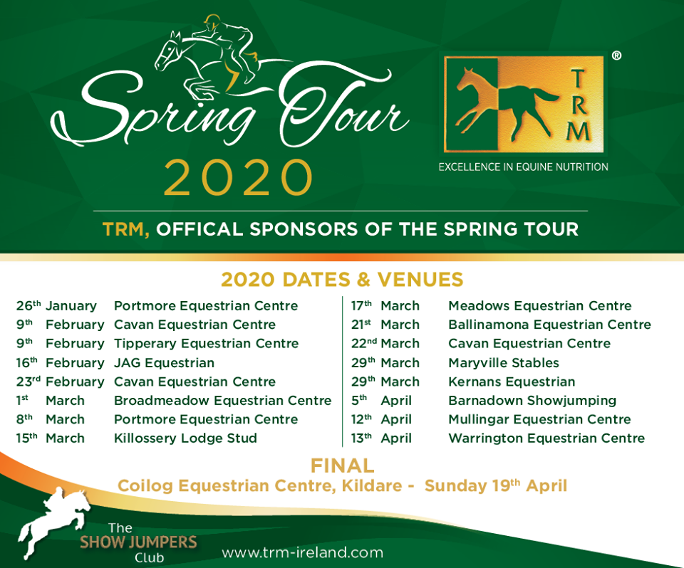 **CANCELLED** Spring Tour 2020