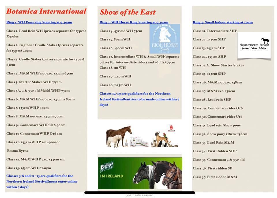 Botanica International Show of the East