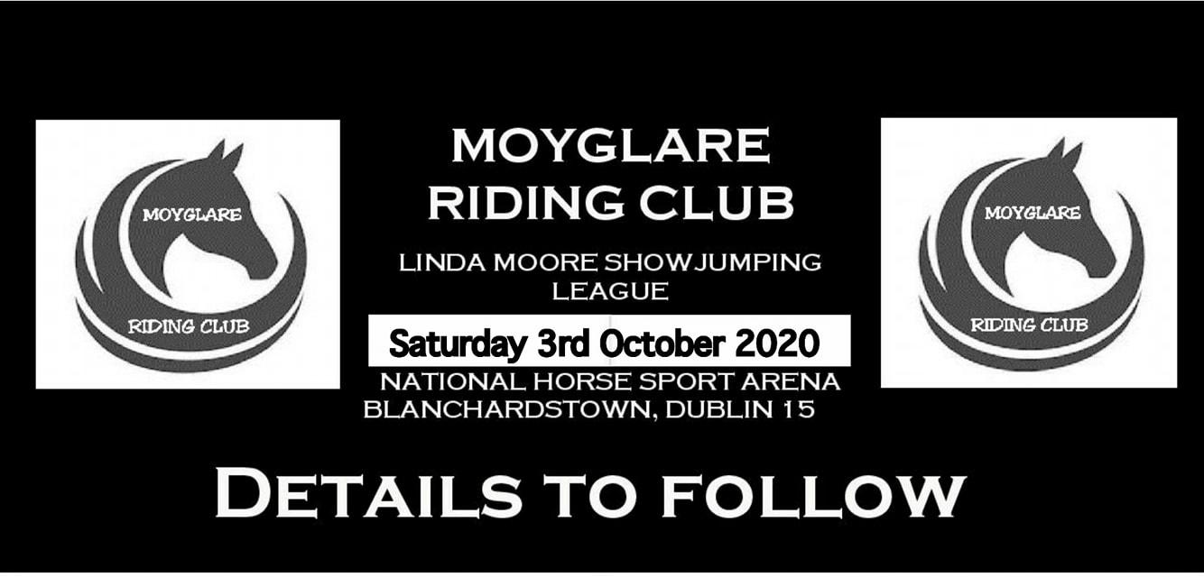 Moyglare Riding Club Linda Moore League