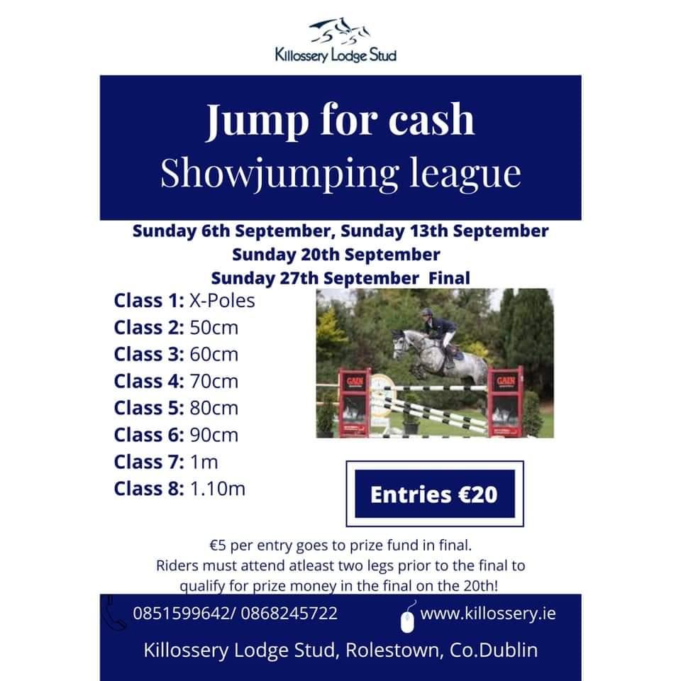 Jump For Cash League Final