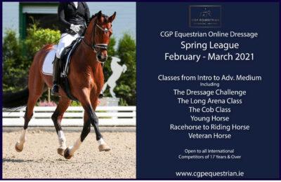CGP – Online Dressage Spring League