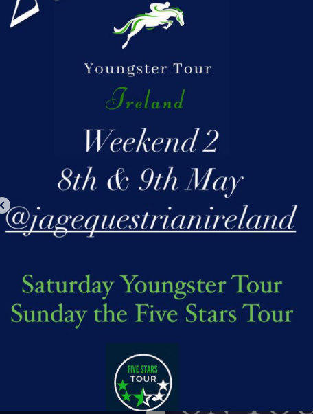 Youngster Tour & 5* Tour – JAG Equestrian