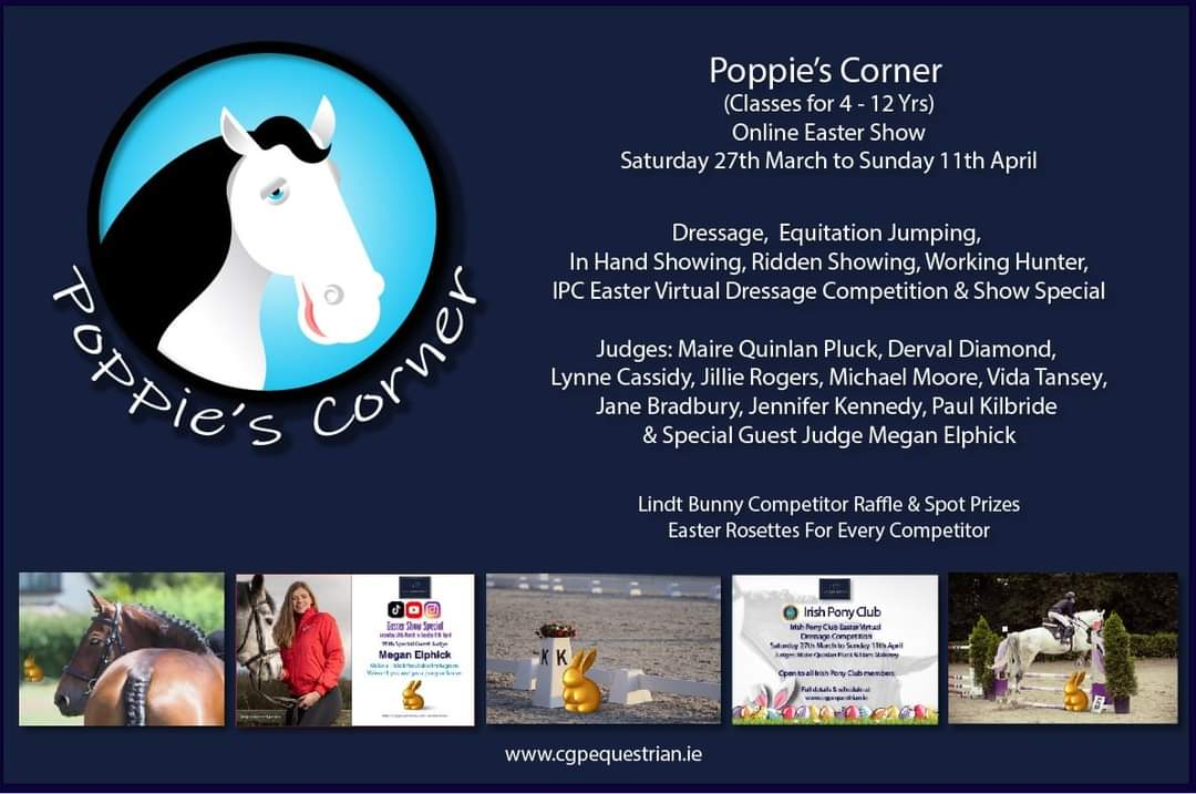 ONLINE Easter Show