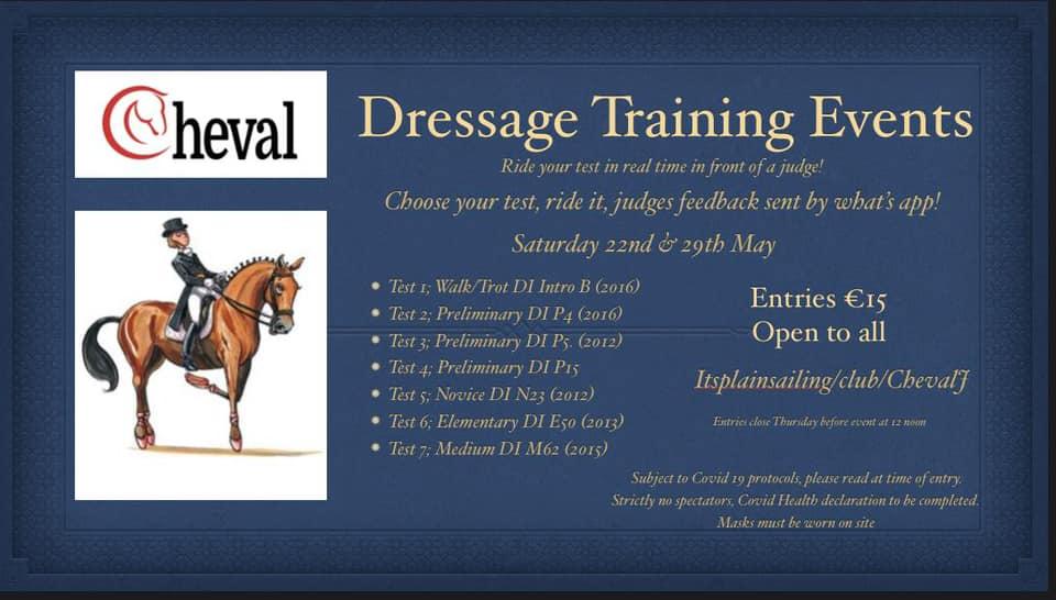 Dressage Training Event