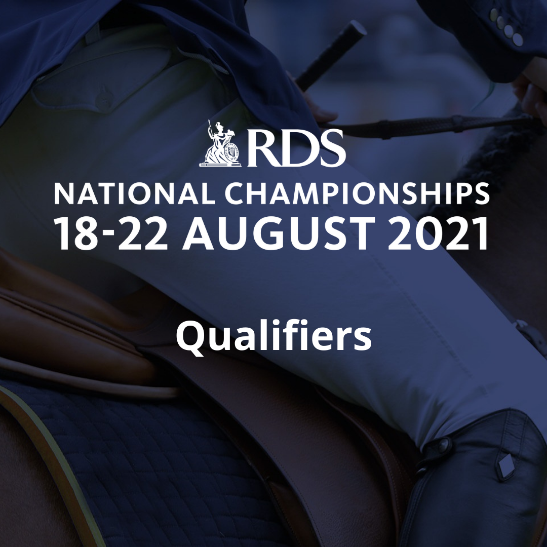 RDS Mare, Foal and Young Horse Qualifier