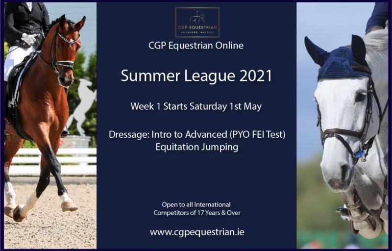 CGP Equestrian Summer League – Week 3