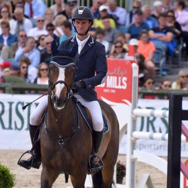 Tubberbride GAIN HORSE FEEDS C. R. Grand Prix Show