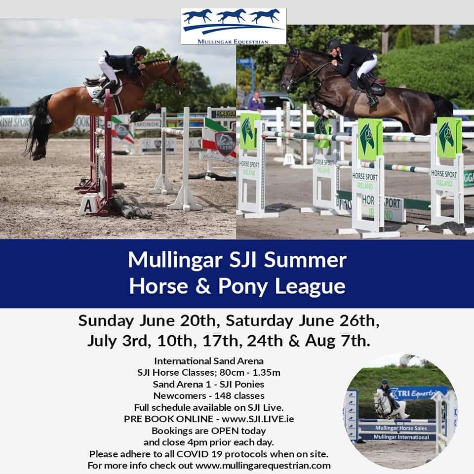 SJI Horse and Pony Summer Series