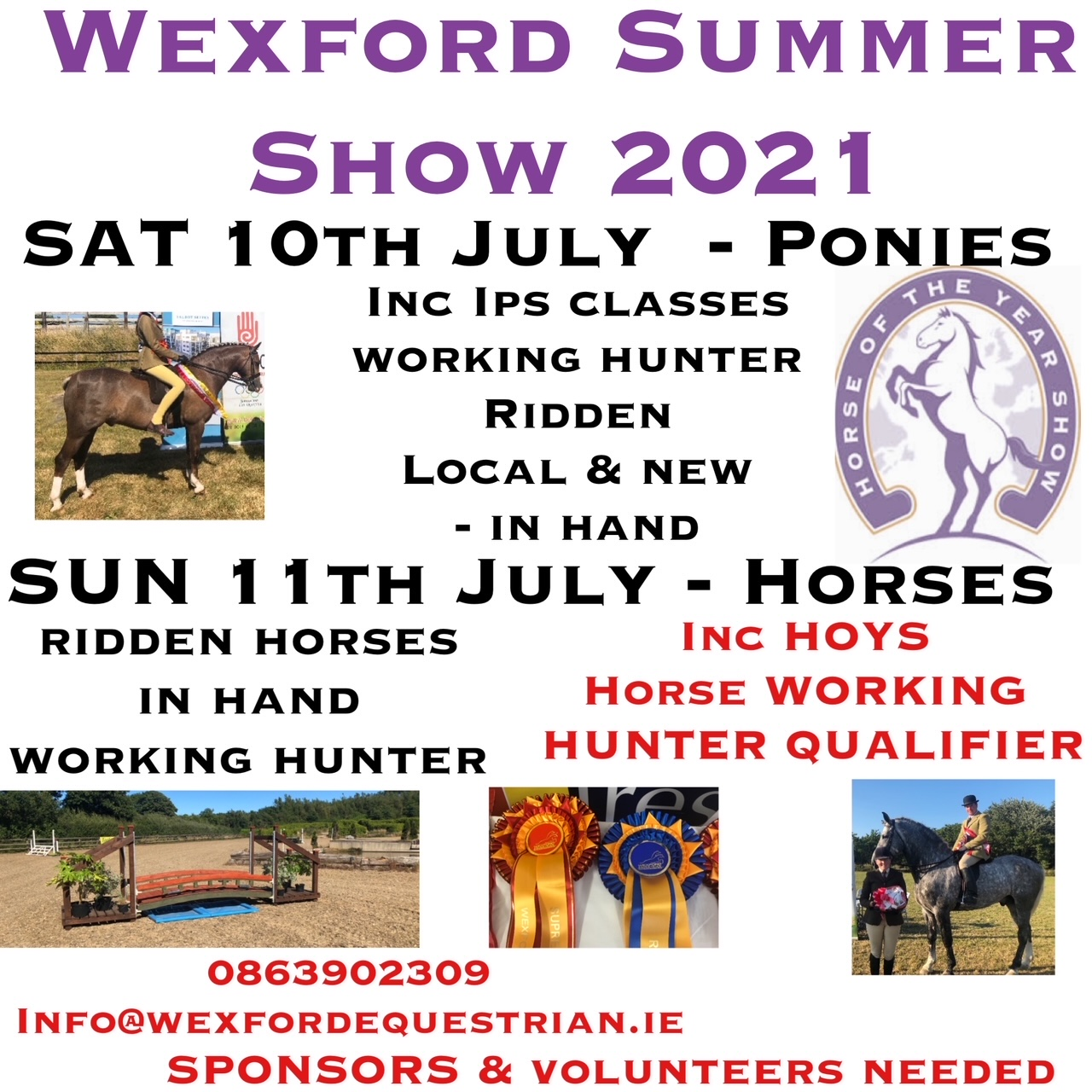 Wexford EC Summer Show