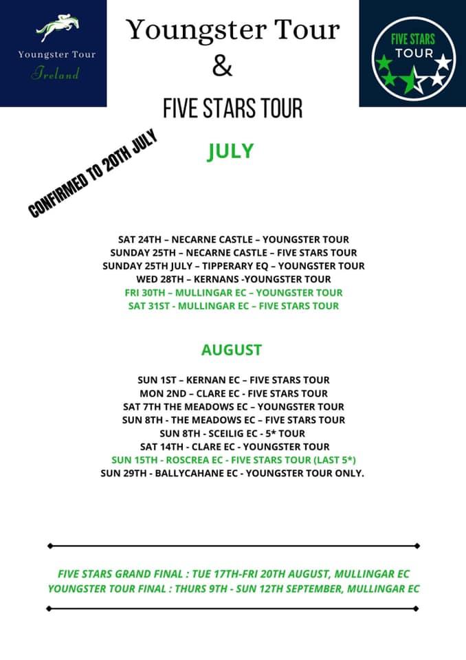 Fivestars Tour – Clare Equestrian
