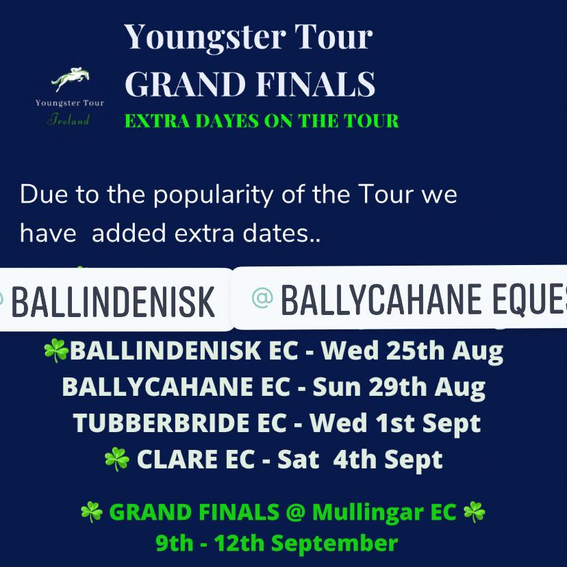 Youngster Tour – Tubberbride EQ