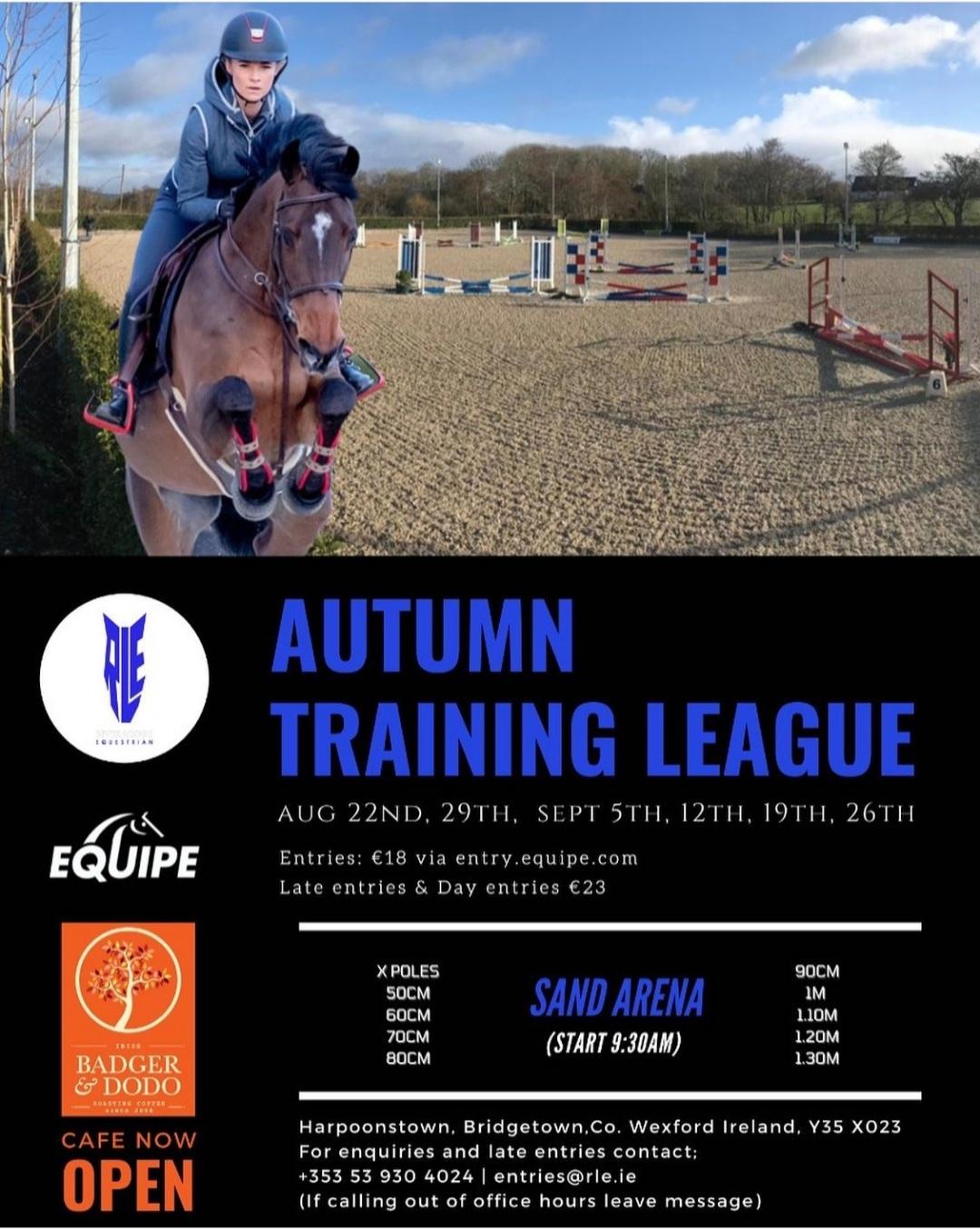Autumn Training League