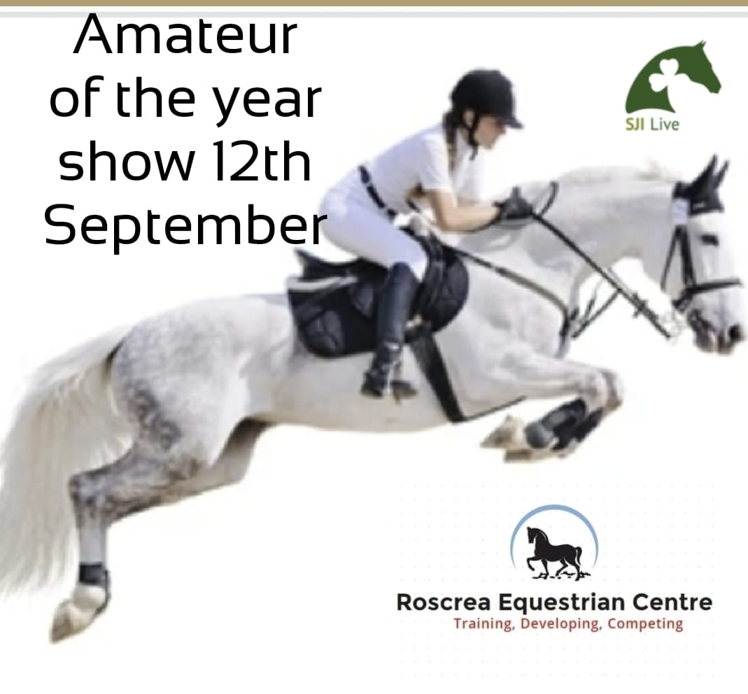 Amateur Of the Year Show