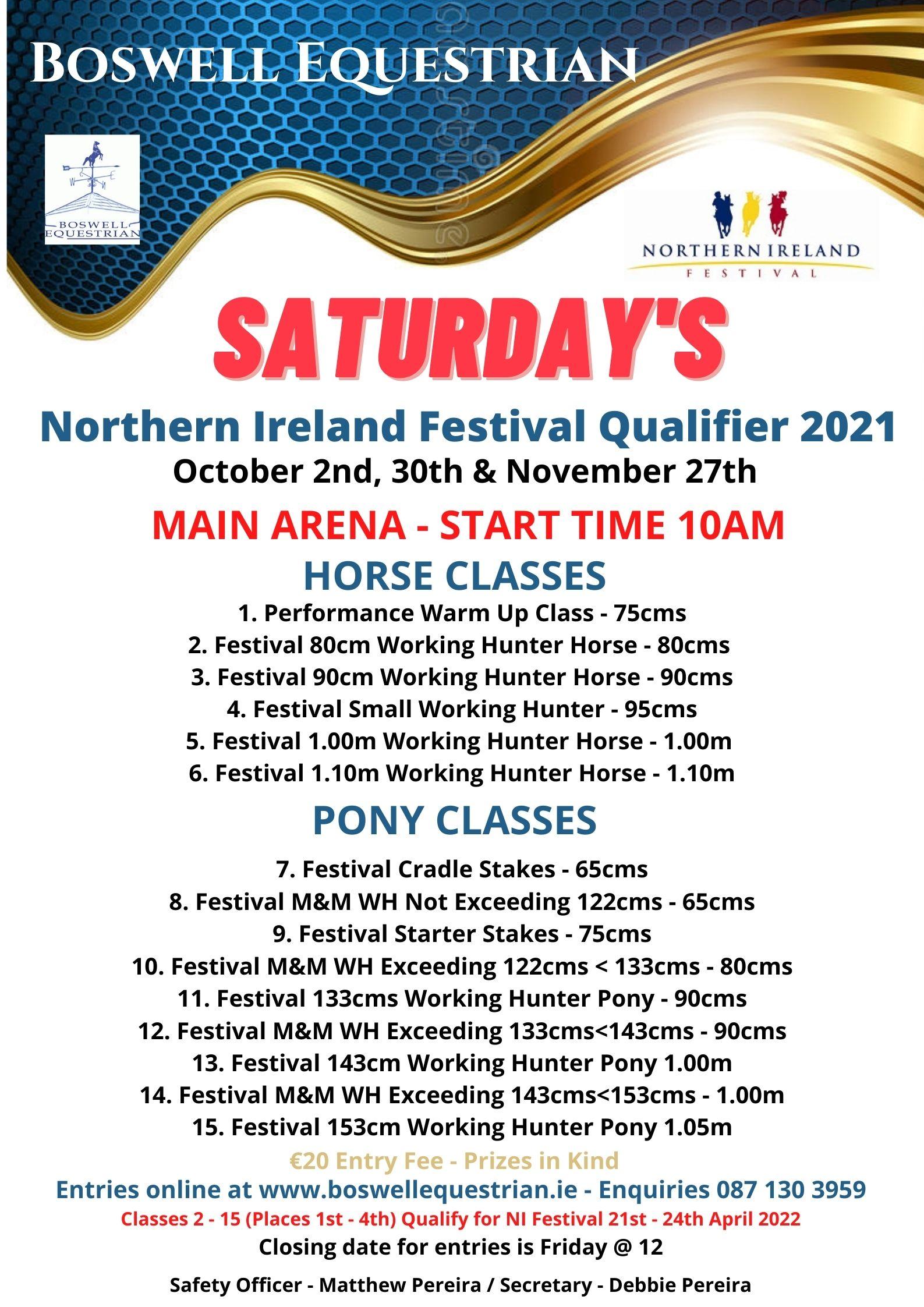 Northern Ireland Festival Qualifier