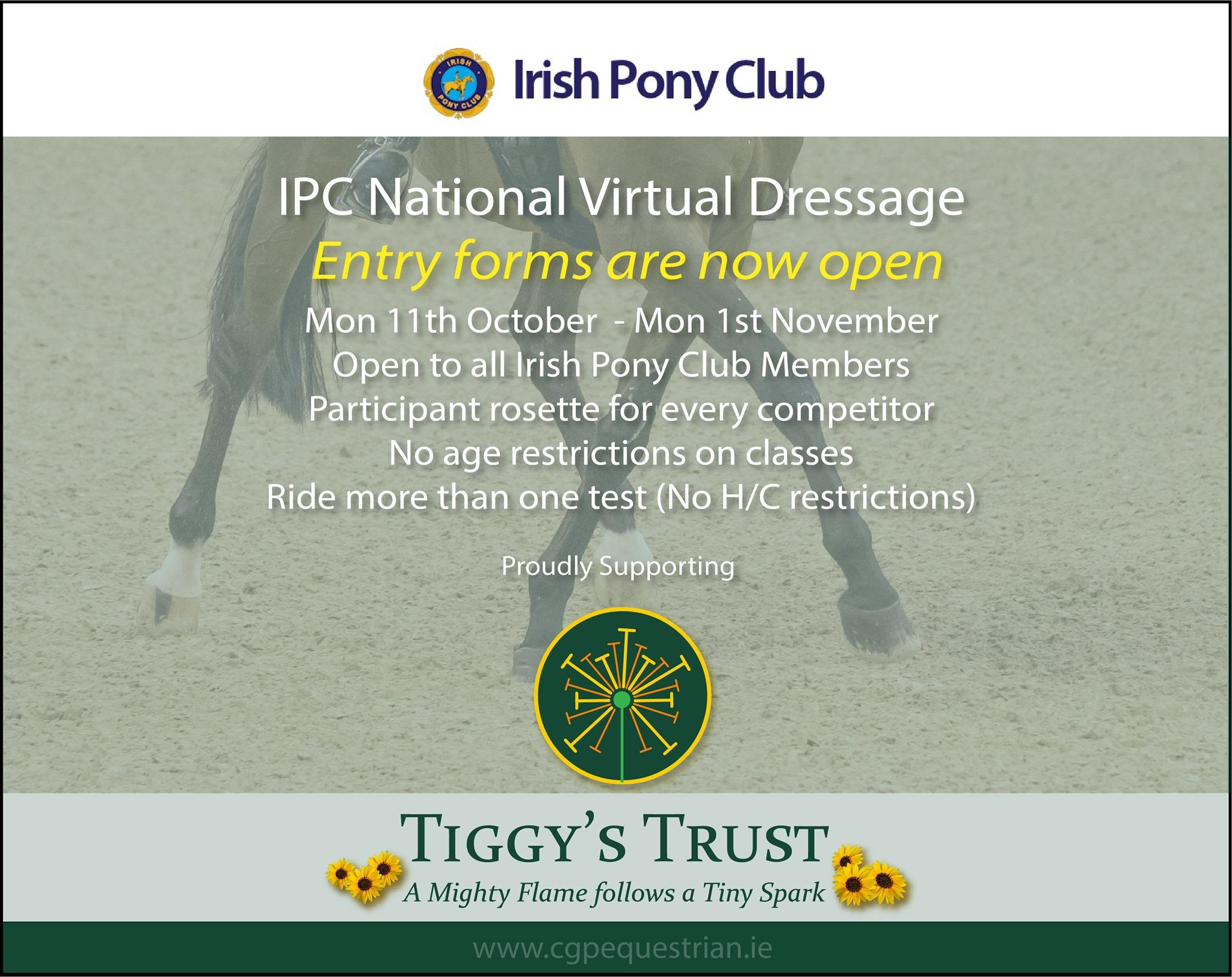 IPC Virtual Dressage Competition
