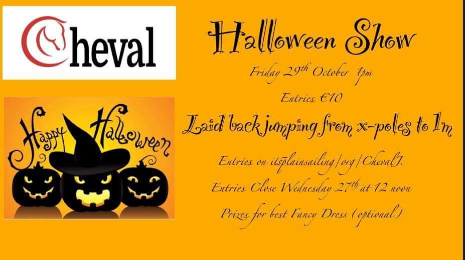 Cheval 🎃 Halloween Show 🎃