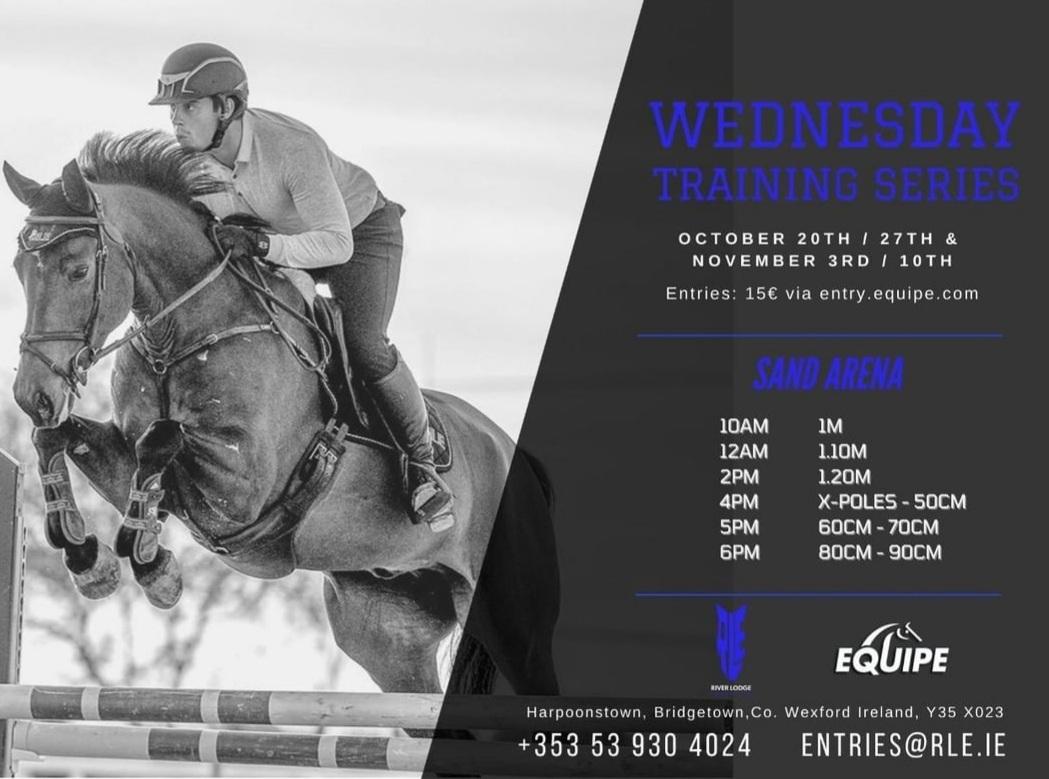 Wednesday Training Series